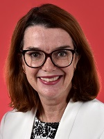 Official portrait of Anne Ruston