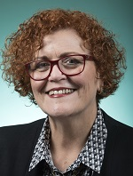 Official portrait of Cathy O'Toole