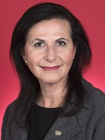 Official portrait of Concetta Fierravanti-Wells
