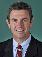 Official portrait of David Gillespie