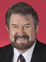 Official portrait of Derryn Hinch
