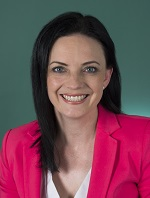 Official portrait of Emma Husar