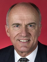 Official portrait of Eric Abetz