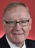 Official portrait of Ian Macdonald