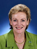 Official portrait of Jane Prentice