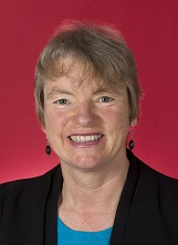 Official portrait of Janet Rice