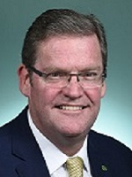 Official portrait of John McVeigh
