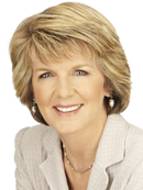 Official portrait of Julie Bishop
