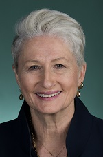 Official portrait of Kerryn Phelps