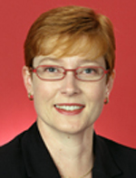Official portrait of Marise Payne