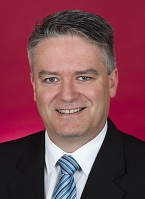 Official portrait of Mathias Cormann