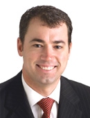 Official portrait of Michael Keenan