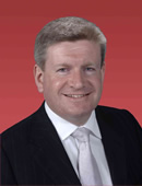 Official portrait of Mitch Fifield