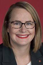 Official portrait of Nita Green