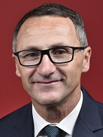 Official portrait of Richard Di Natale