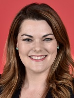 Official portrait of Sarah Hanson-Young