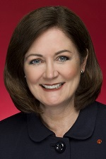 Official portrait of Sarah Henderson