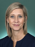 Official portrait of Susan Lamb