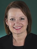 Official portrait of Sussan Ley